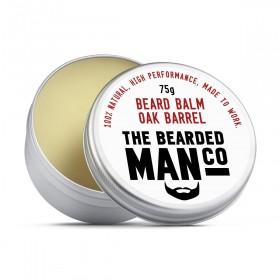 The Bearded Man Company Beard Balm Oak Barrel 75 g