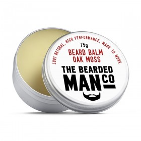 The Bearded Man Company Beard Balm Oak Moss 75 g