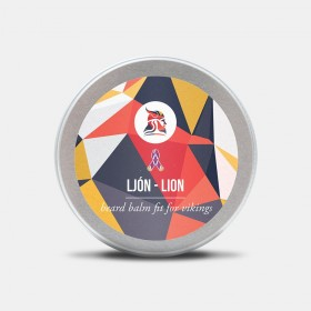 Fit for Vikings Beard Balm Ljón-Lion (Látrabjarg)