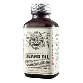 The Bearded Chap Original Beard Oil 90 ml