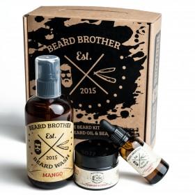 Beard Brother  Complete Beard Kit
