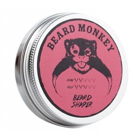 Beard Monkey Beard Shaper Orange & Cinnamon