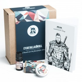 Fit for Vikings  Travel Beard Care Kit - Eyjafjallajökull