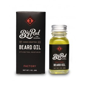 Big Red Beard Oil - Factory 30 ml