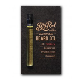 Big Red  Beard Oil Sampler - Factory