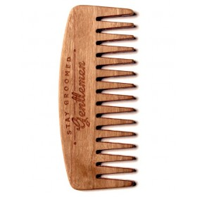 Big Red Beard Comb No.9 - Cherry