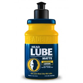 HeadBlade HeadLube Moisturizer Matte 150 ml