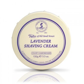 Taylor Of Old Bond Street Shaving Cream Bowl, Lavender