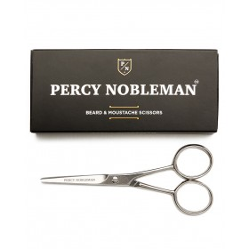 Percy Nobleman Beard & Moustache Scissors