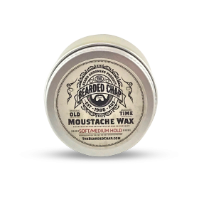 The Bearded Chap Old Time Moustache Wax