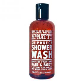 Mr Natty Shipwreck Shower Wash 250 ml
