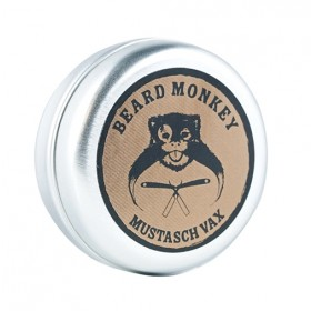 Beard Monkey Moustache Wax