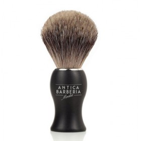 Mondial Panther Shaving Brush Silvertip Badger