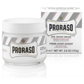 Proraso Pre-Shaving Cream Sensitive Skin Green Tea