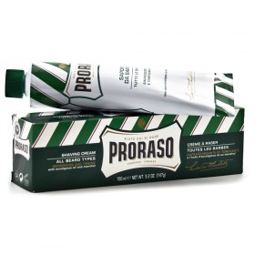 Proraso Shaving Cream Tube Refreshing and Toning Eucalyptus