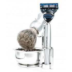 Mondial Titan Shaving Set III Fusion