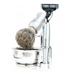 Mondial Titan Shaving Set III Mach3