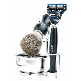 Mondial Panther Shaving Set III Fusion