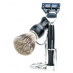 Mondial Panther Shaving Set II Fusion