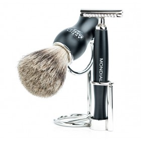 Mondial Panther Shaving Set II Safety Razor