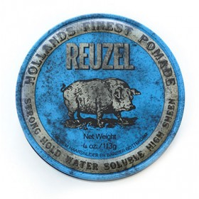 Reuzel Strong Hold Pomade Blue