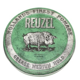 Reuzel Grease Medium Hold Green Hog