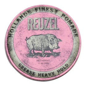 Reuzel Grease Heavy Hold Pink Hog