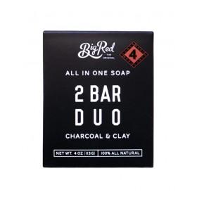 Big Red Beard & Body Duo Soap