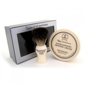 Taylor Of Old Bond Street Sandalwood Gift Set