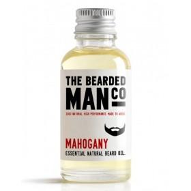 The Bearded Man Company Beard Oil Mahogany 30 ml