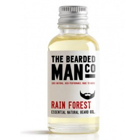 The Bearded Man Company Beard Oil Rain Forrest 30 ml