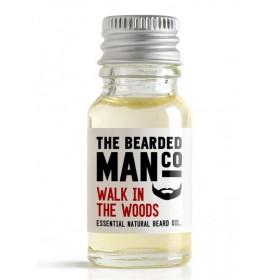 The Bearded Man Company Beard Oil Walk in the Woods 10 ml