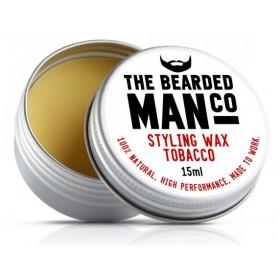 The Bearded Man Company Moustache Wax Tobacco