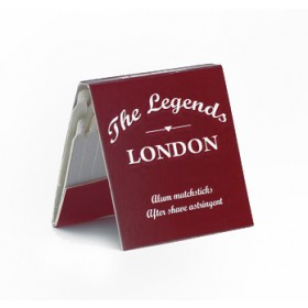 The Legends London Alum Matchsticks