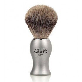 Mondial Titan Shaving Brush Silvertip Brush