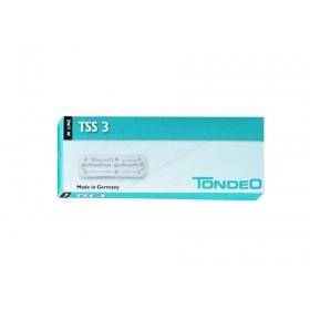 Tondeo TSS 3 Razor Blades 10-p