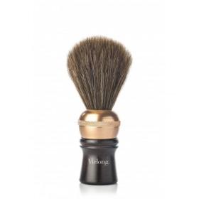 Vie-Long Shaving Brush Brown Horse