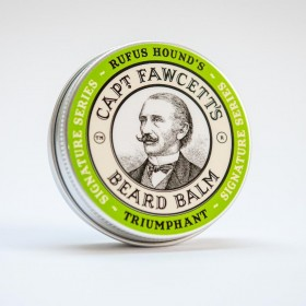Captain Fawcett Beard Balm Triumphant