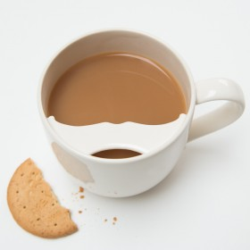 Captain Fawcett Moustache Guard Cup
