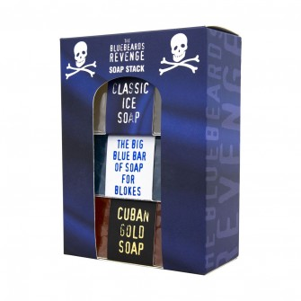 The Bluebeards Revenge Soap Stack Kit