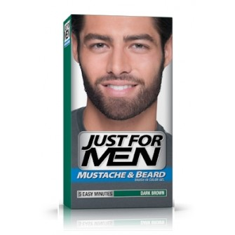 Just for Men skäggfärg Dark Brown - färga skägget