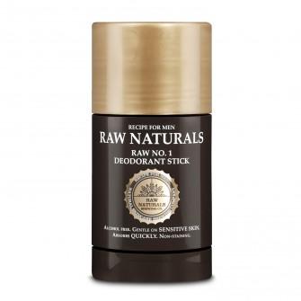 Raw Naturals Raw No. 1 Deodorant Stick