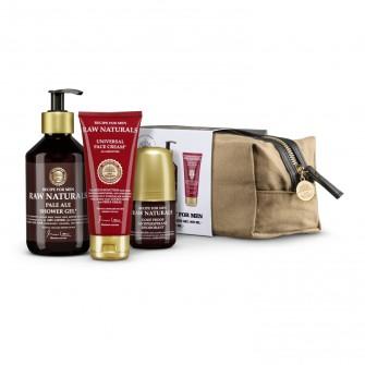 Raw Naturals Christmas Face & Body Kit 2020