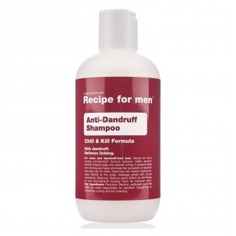 Recipe for Men Anti-Dandruff Shampoo