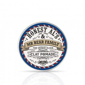 Mr Bear Family Pomade Matt Clay Honest Al