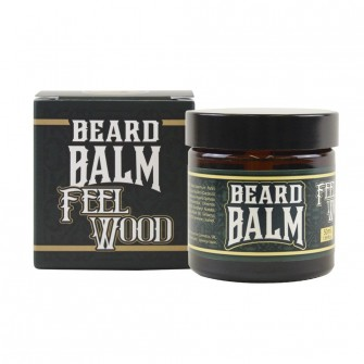 Hey Joe Beard Balm No 4 Feel Wood