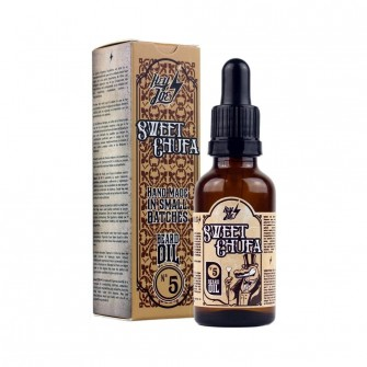 Hey Joe Beard Oil No 5 Sweet Chufa