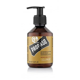 Proraso Beard Shampoo Wood and Spice