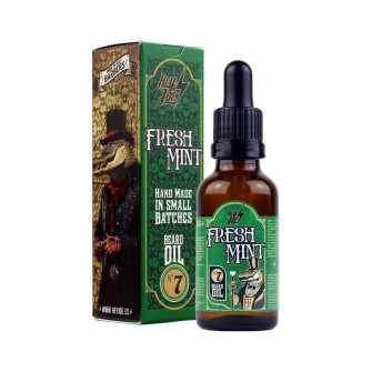 Hey Joe Beard Oil No 7 Fresh Mint