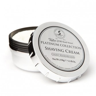 Taylor of Old Bond Street Platinum Collection Shaving Cream Bowl